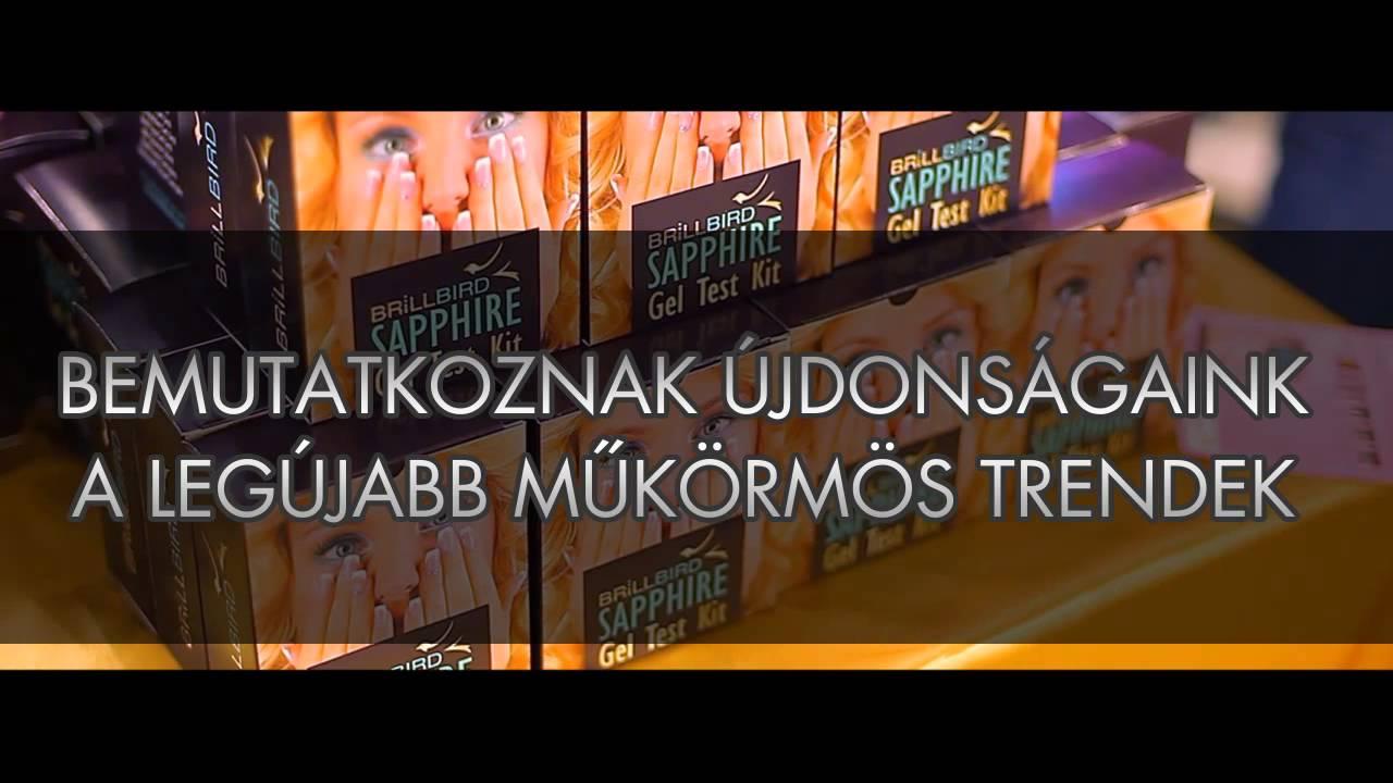 Szalon Nails Premier 2013 Ősz beharangozó