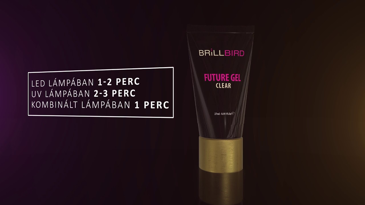 BrillBird Future Gel Promo
